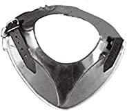 NauticalMart King Gorget - Medieval Neck Armor One Size Fit All - Silver Armour