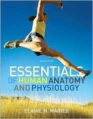 Essentials of Human Anatomy & Physiology (10th Edition) 10th Edition by Marieb. Elaine N. published by Benjamin Cummings Paperback by Unnamed (2011-07-30) (Essentials Of Human Anatomy & Physiology 10th Edition)