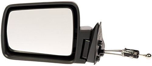 (Dorman 955-238 Jeep Manual Remote Replacement Driver Side Mirror)