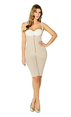 DIANE & GEORDI 2397 Liposuction Compression Garments | Faja Colombiana Postparto