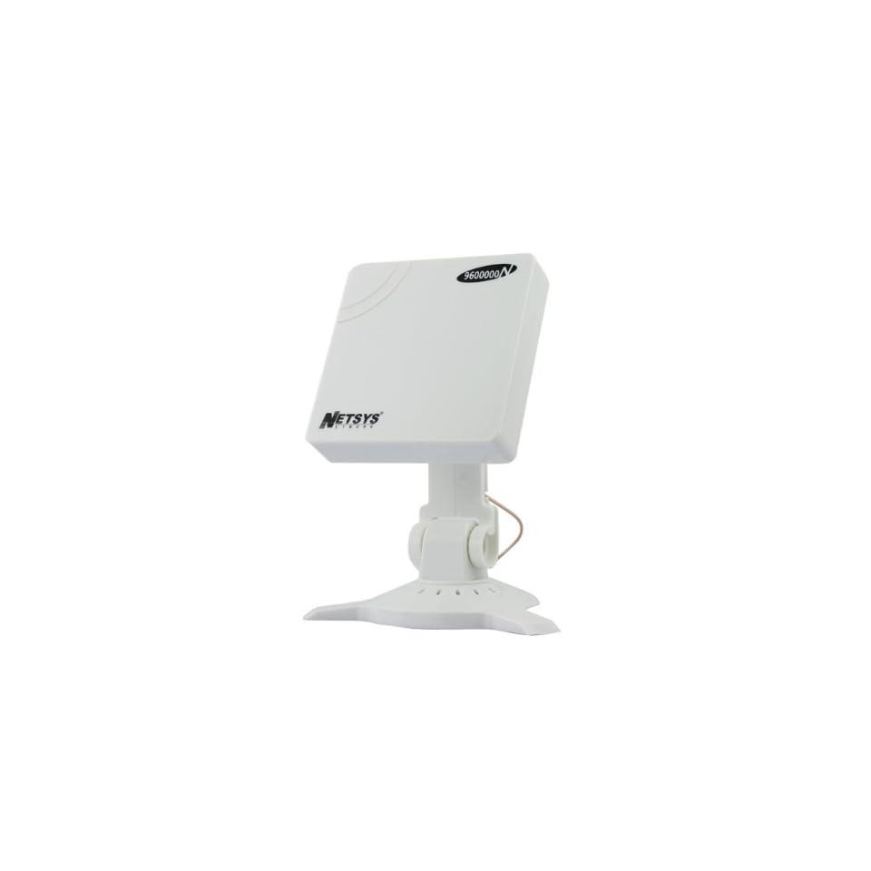 SUNOAD 5000mW High Power 150M USB Wireless 802.11n WIFI LAN Network Adapter Ralink 3070 + Free SUNOAD Cleaning Cloth