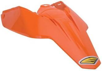 Cycra Powerflow Rear Fender Orange for KTM 250 SX-F 2007-2010