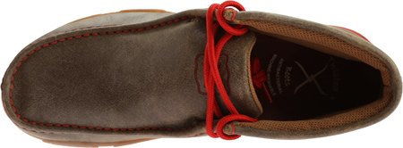 Brown Mens Twisted Moccasins X Driving IYYz5