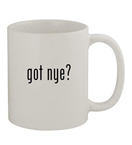 (got nye? - 11oz Sturdy Ceramic Coffee Cup Mug,)