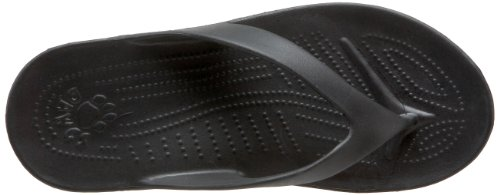 Dawgs Mens  Premium Non-Marking FlipFlops Black SojAd