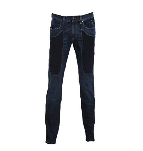 Cotone Uomo Blu Jeans Jeckerson 37pcjupa77td004824000 wqXpnt4xn7