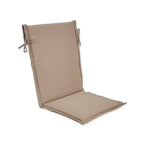 Exceptionnel Outdoor Forsyth Sling Back Chair Cushion In Sand