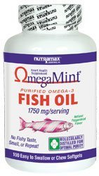 Omega Mint Fish Oil ()