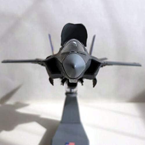 1//72 Diecast Lightning II Joint Strike Fighter Flugzeug Modell Kinder Geschenk