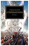 A Thousand Sons, Graham McNeill, 1844168093