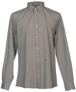 Moschino Camisa Clásica Cuadros - Hombre: Amazon.es: Ropa y accesorios