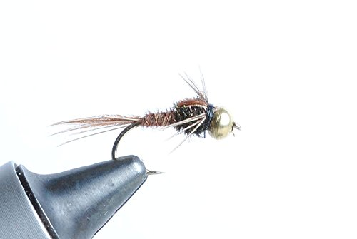 Bead Head Pheasant Tail Nymph Fly (#14)