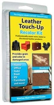 Liquid Leather Touch Up Recolor Kit (Packaging may vary)