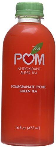 UPC 824150421160, Pom Wonderful Pom Wonderful Pomegranate Lychee Green Tea, 16 oz