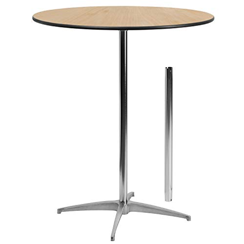 Flash Furniture 36-inch Round Cocktail Table by Flash Furniture (Image #3)
