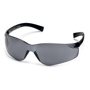 Pyramex Ztek Safety Eyewear, Gray Anti-Fog Lens With Gray Frame