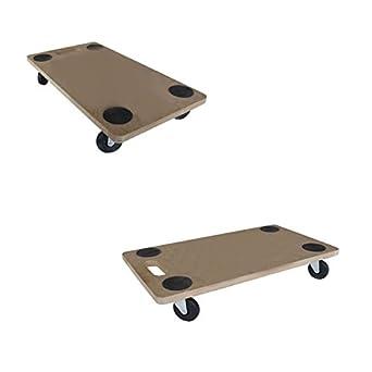 Rollbrett Möbelroller Möbelhund Transportroller Wagen 150kg Transport trolley ?