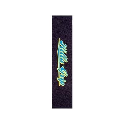 Hella Grip Tape Classic Logo Blue/Yellow Formula G : Sports & Outdoors