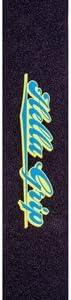 Hella Grip Tape Classic Logo Blue//Yellow Formula G