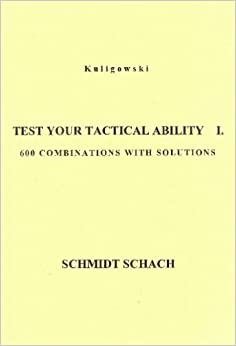 Test Your Tactical Ability I