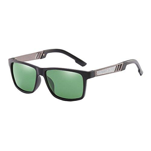 Revestimiento Espejo polarizadas de Sunglasses JR66278 Negros de Gafas JR66278 Gafas Sol Puntos Sol Frame de Moda Macho TL de C3 Conducción C4 Gafas Gafas de Sol Hombre UV400 x7vnPAPwq