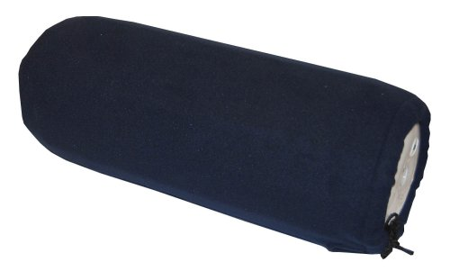 8in Rope - Taylor Made Products 9035 Fleece Boat Fender Cover for Center Rope Tube Style Fenders (8