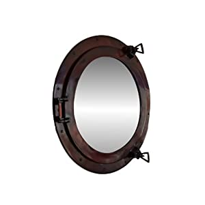 31nKx5V1RqL._SS300_ 100+ Porthole Themed Mirrors For Nautical Homes For 2020