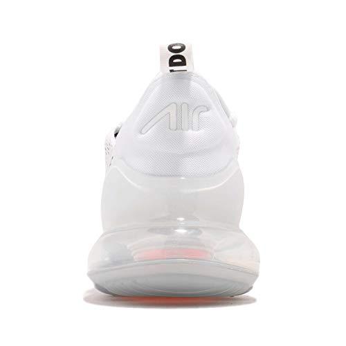 Black 106 Max White Air Scarpe 270 Total Uomo NIKE Orange Running Multicolore aq8wWP