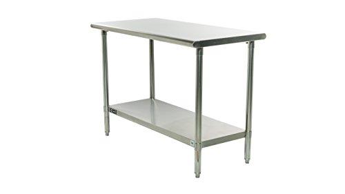 TRINITY EcoStorage NSF Stainless Steel Table, 48-Inch by Trinity (Image #5)