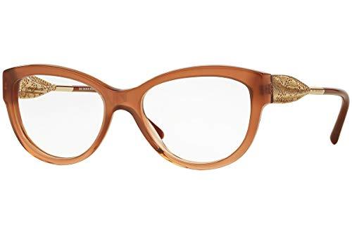 - Eyeglasses Burberry BE 2210 F 3173 BROWN GRADIENT