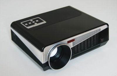 GOWE 1280x800 Full HD LED Home Cinema Projector Build in Wifi Android System