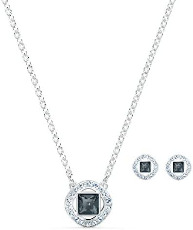 Swarovski Women's Crystal Jewelry Sets, Necklace and Earring Collection