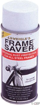 J.P. Weigles Bicycle Frame Saver Rust Inhibitor 4.75 oz