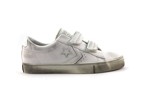 42 Converse pro bianco 155240c leather xICHYHqp