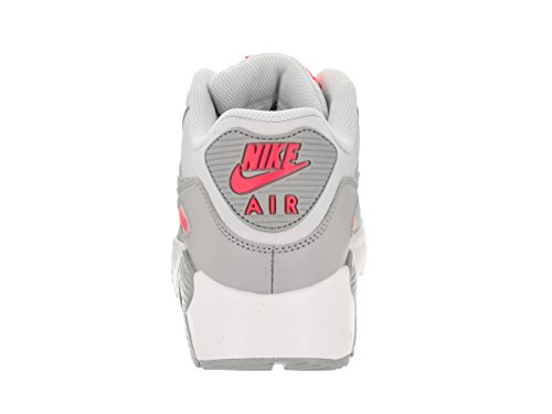 Nike Youth Air Max 90 Leather Trainers Pure Platinum/Wolf Grey discount with paypal ebay for sale really cheap price nicekicks sale online uvQTZPkRi