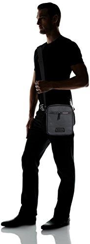 Calvin Klein Jeans Bolso bandolera, CASTLEROCK-PT (Gris) - J5IJ500430