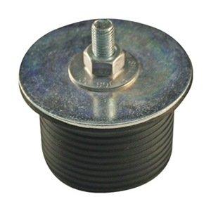 Mech Exp Plug, Hex-Nut, 1-3/4In