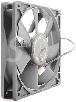 for delta 13525 AFB1312M 13.5cm 135mm DC 12V 0.38A 2Wie Case Fan,Cooling Fan
