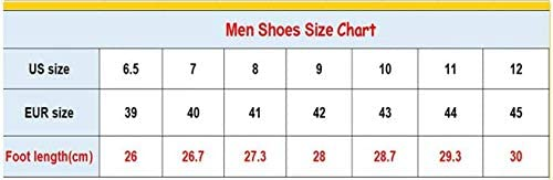 SuperBiggie Mens Fashion Gentleman Cat Road Running Sneakers