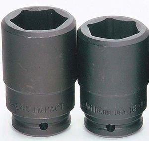 Williams 16-638 3/4-Inch Drive 6 Point Deep Impact Socket 1-3/16-Inch [並行輸入品] B078XLF8P7