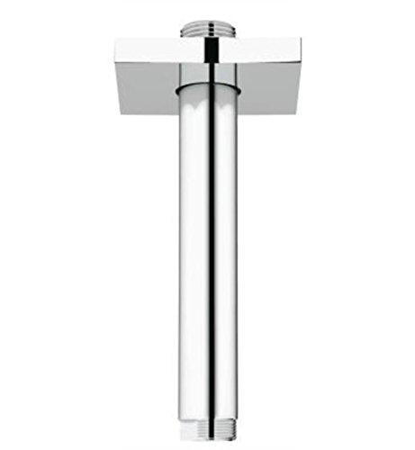 Rainshower 6 In. Ceiling Shower Arm (Grohe Shower Panel)