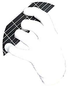 guitar glove bass glove musician 39 s practice glove s 2 pack fits either hand. Black Bedroom Furniture Sets. Home Design Ideas
