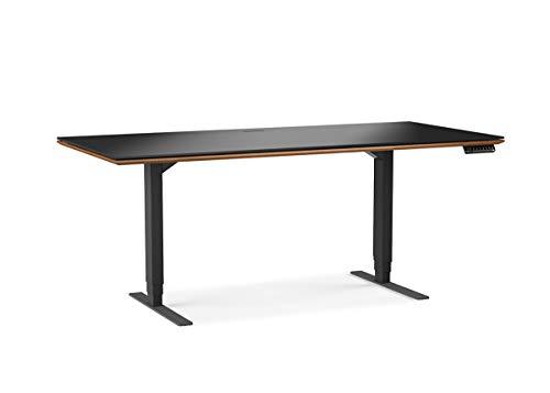 BDI 6052 WL Sequel Lift Standing Desk 66 x 30 top , Natural Walnut