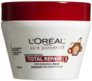 Loreal Total Repair 5 Replenishing Hair Mask 300ml Price In Uae Amazon Uae Kanbkam