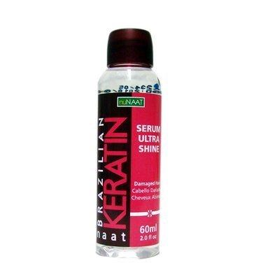 Nunaat Brazilian Keratin Serum Ultra Shine 2oz by nunaat