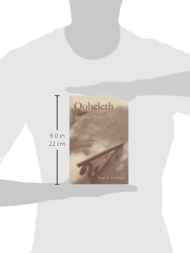 Qoheleth: The Ironic Wink