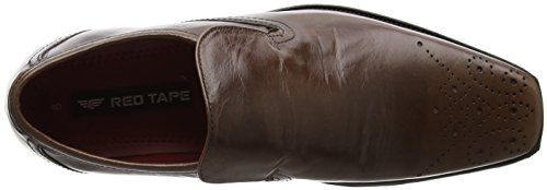 Mocassini 0 Brown Marrone Ribble Uomo Tape Red qvnw4SEBY