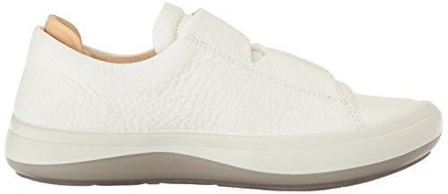Ecco Donna Kinhin Cravatta Fashion Sneaker Bianco / Veg Tan