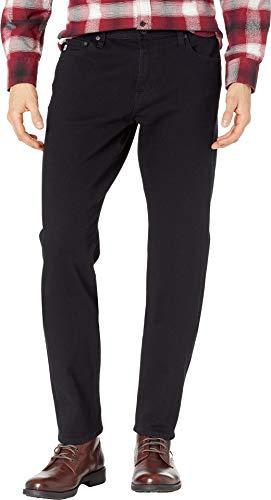 (AG Adriano Goldschmied Men's Everett Slim Straight Leg Denim Jeans in Mass Mass 33 34)