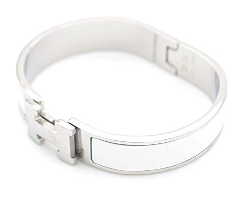 AMESON H-shaped Buckle Bracelet Bangle for Women